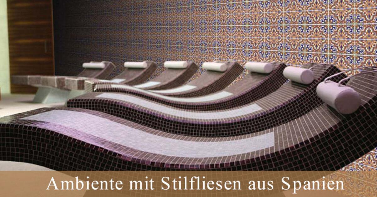 spanische fliesen kompetent beraten perfektion in sich. Black Bedroom Furniture Sets. Home Design Ideas